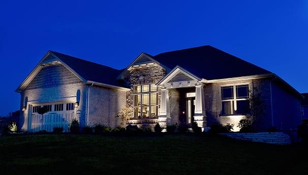 Outdoor Lighting in Dayton