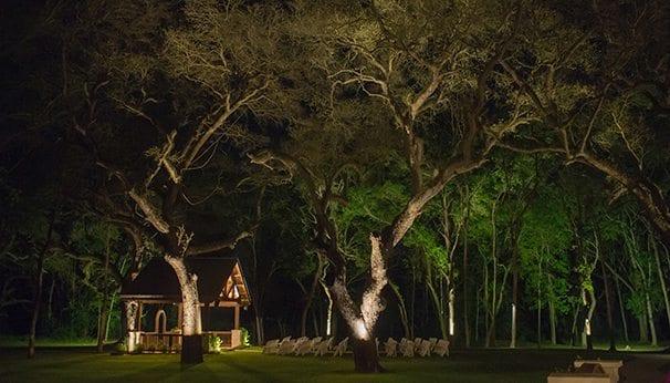 Outdoor Lighting in Houston