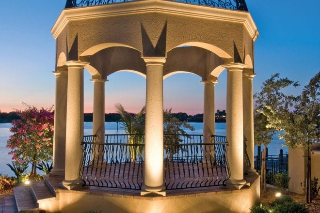 Naples Outdoor Landscape Lighting Company on Modern Outdoor Lighting Systems