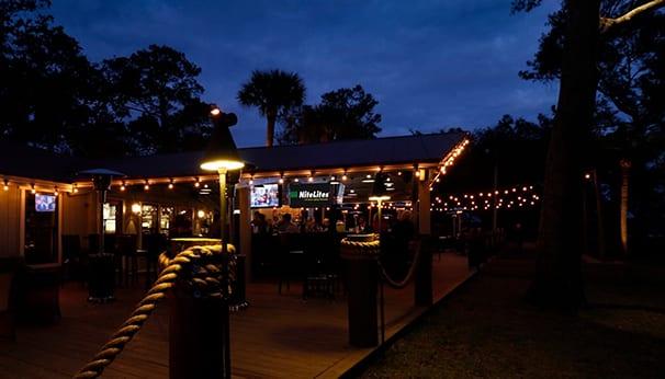 Hilton Head Outdoor Lights