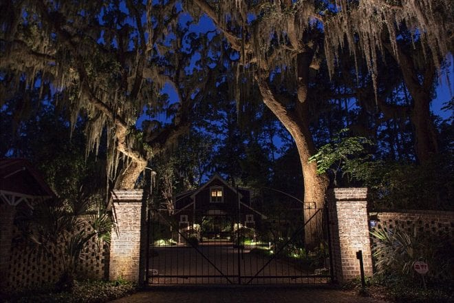 Illuminating Legacy Oaks for Beauty and Increased Home Value