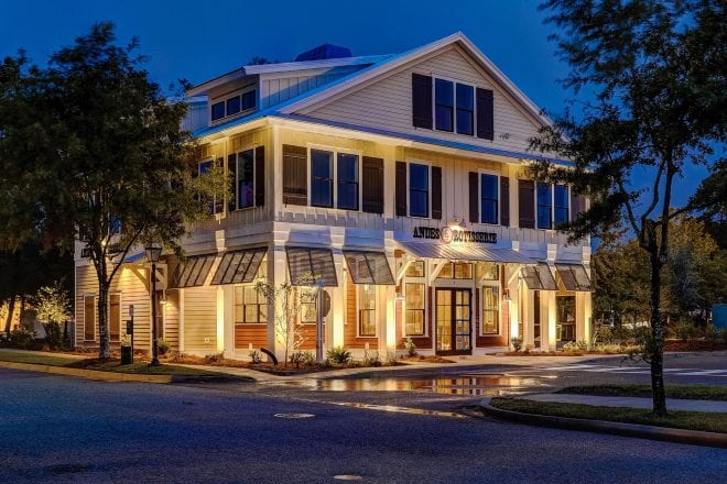 NiteLites Completes Commercial Lighting Project in Bluffton for Full Circle Development
