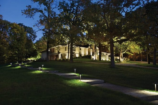 NiteLites of Indianapolis Outdoor Lights Explains Various Outdoor Lighting Techniques