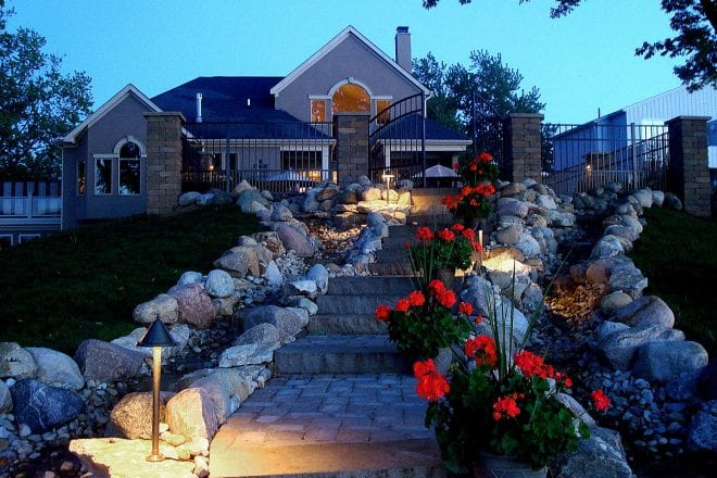 Indianapolis Outdoor Lighting Business Has Solution For Indy's Dark Days and Nights