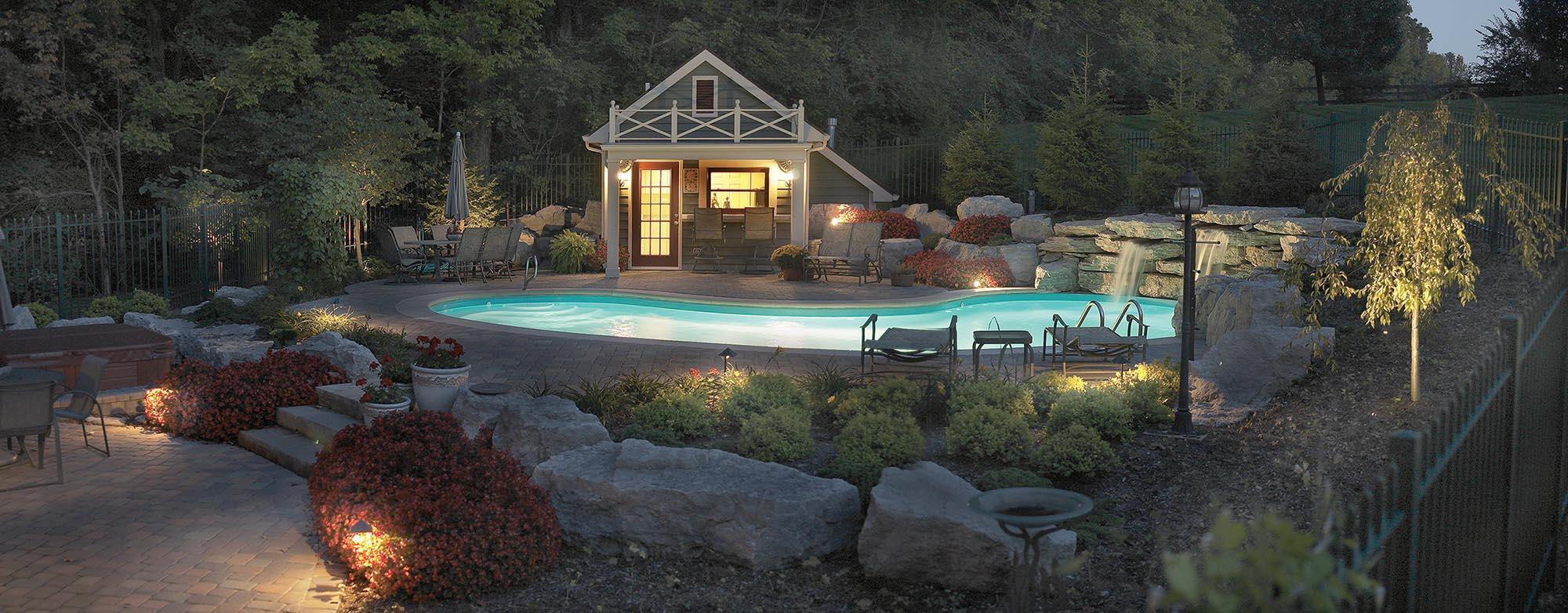 Lighting Services Landscape Nitelites