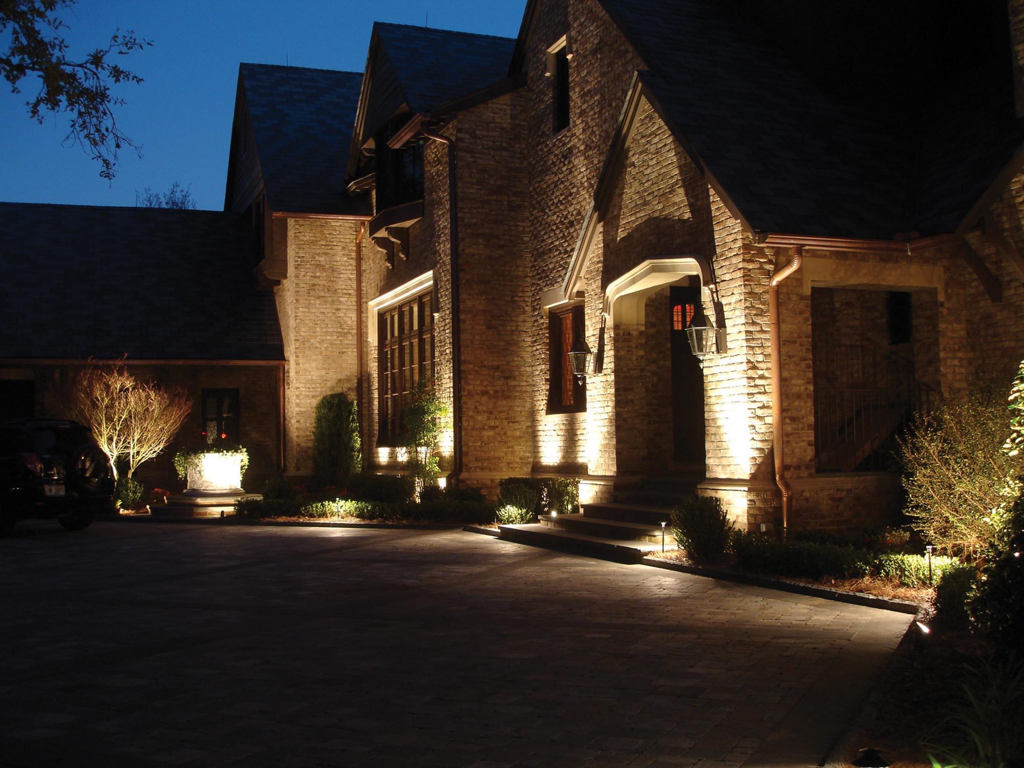 Nitelites Of Cincinnati Oh Outdoor Lighting