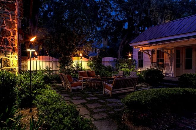 Enhance Your Backyard with Landscape Lighting