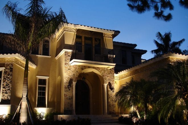Protecting Your Home: The Benefits of Outdoor Lighting