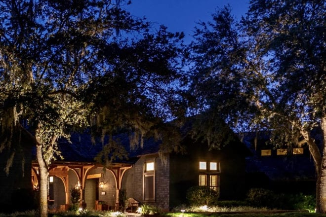 Landscape Lighting Design Do's and Don'ts