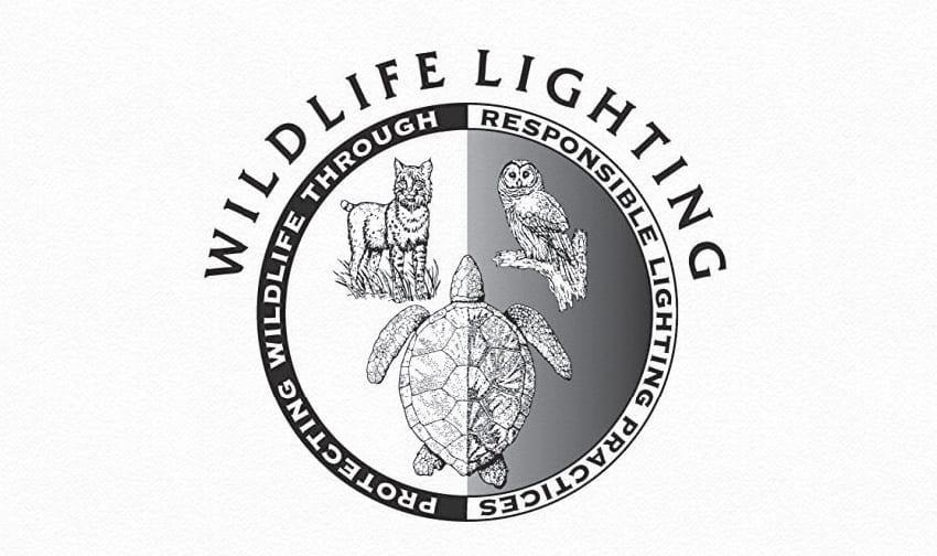 Turtle-safe AmberLED Outdoor Lighting